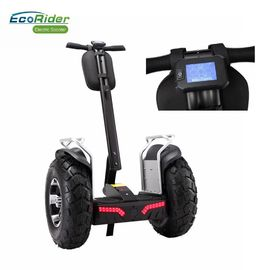 China EcoRider Double 72V Battery Segway Electric Scooter 4000W Brushless 21 Inch Big Tire factory