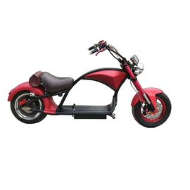 China Citycoco Lithium Battery Electric Scooter 60v 1500W/2000W With EEC/COC Approval factory