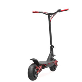 China 2 wheel electric foldable scooter 2000w 52v 20.8ah lithium battery with LCD smart display factory