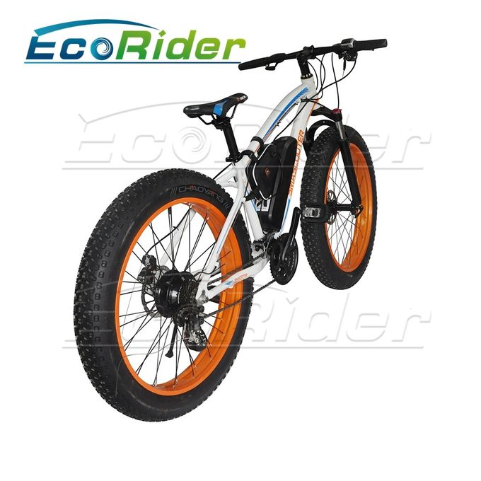 Electrostatic Painting Process folding Electric Bicycle Aluminium Alloy 36V 250W