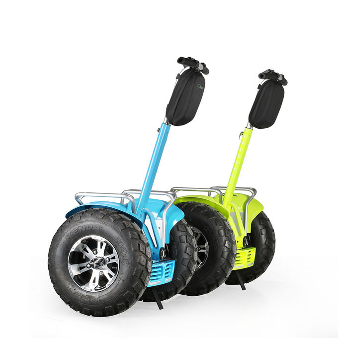 Samsung 72V Electric Off Road Balance Scooter Eco - Rider 4000W Golf Model